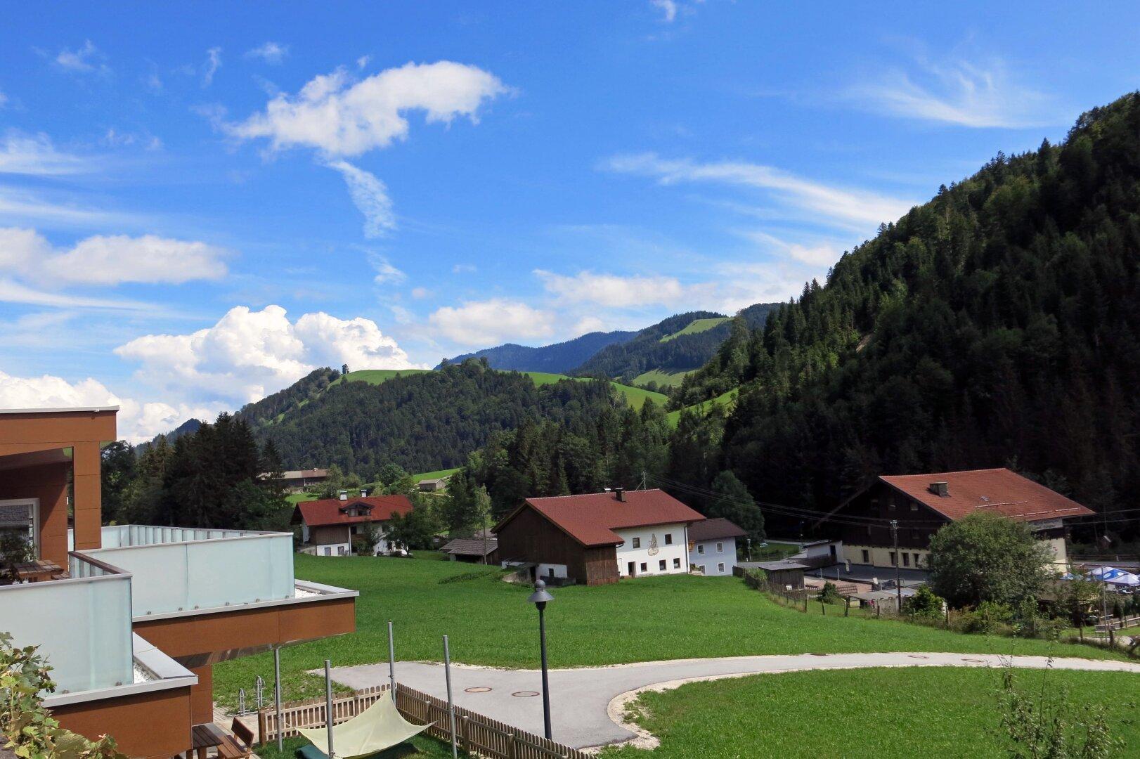 Haus Thiersee-Landl, Ausblick