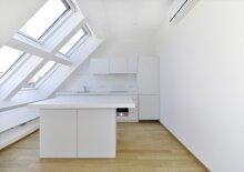 Appartement mit Terrasse, U2
