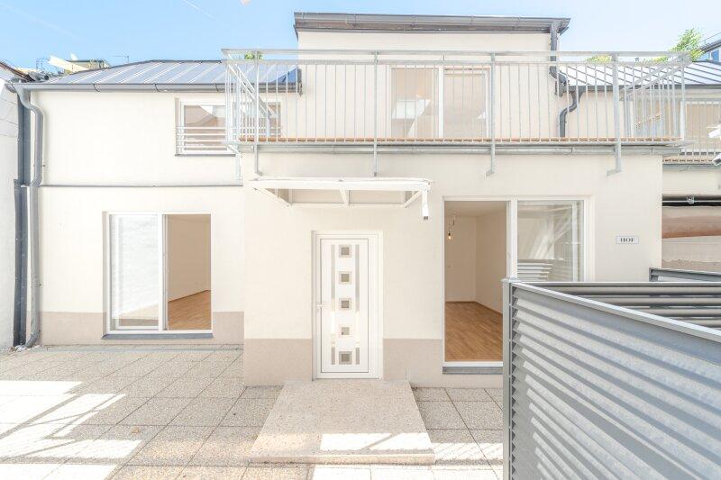 ++NEU** Exklusives HOFHAUS mit großzügigen Freiflächen (70m²), ERSTBEZUG! + Garage /  / 1160Wien / Bild 17