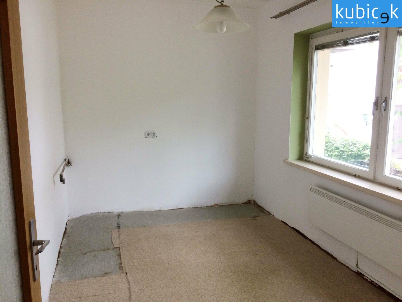 Zimmer/Küche hofseitig