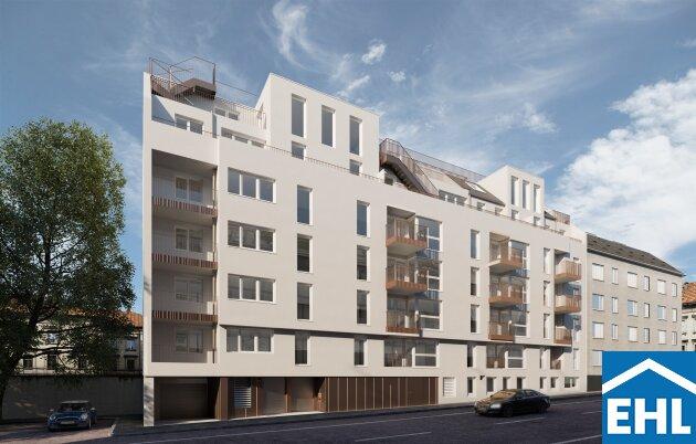 Rosé - Das perfekte Investment in gefragter Wohngegend