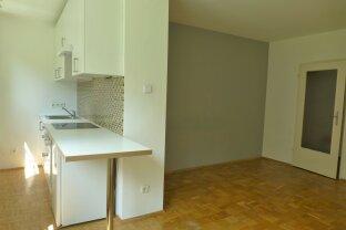 Ruhig gelegene 1 Zimmer Wohnung | Erdgeschoss