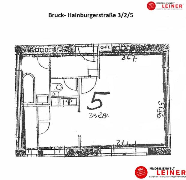 Schwechat: ideales Arbeiterquartier - 1 Zimmer Mietwohnung in Bahnhofnähe! Objekt_9822 Bild_437