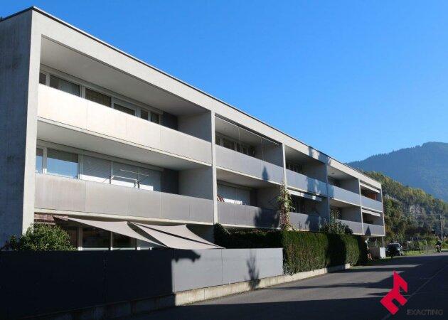4-Zi.-Eckwohnung mit großem Balkon