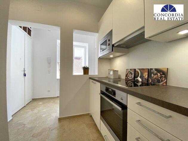 Küche, Vorzimmer
