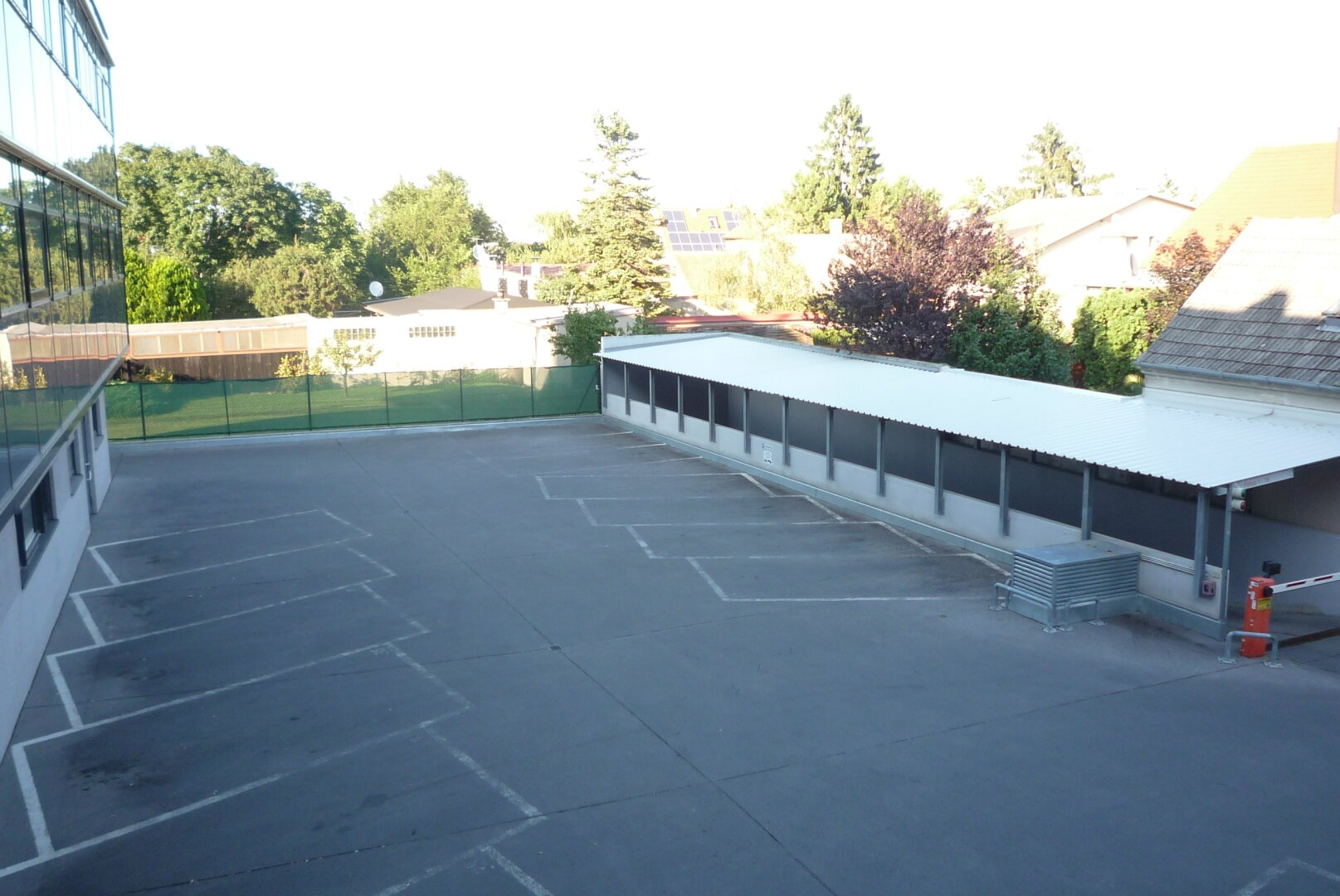 Hof _Parkplatz