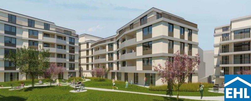 Modernes Wohnen in Grünlage mit optimaler Verkehrsanbindung /  / 1120Wien / Bild 7