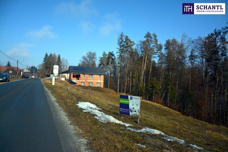 Ein Grundstück ist noch zu haben: Erfüllen Sie sich Ihren Traum vom Eigenheim in St. Josef/Weststeiermark! /  / 8143Muttendorf / Bild 2