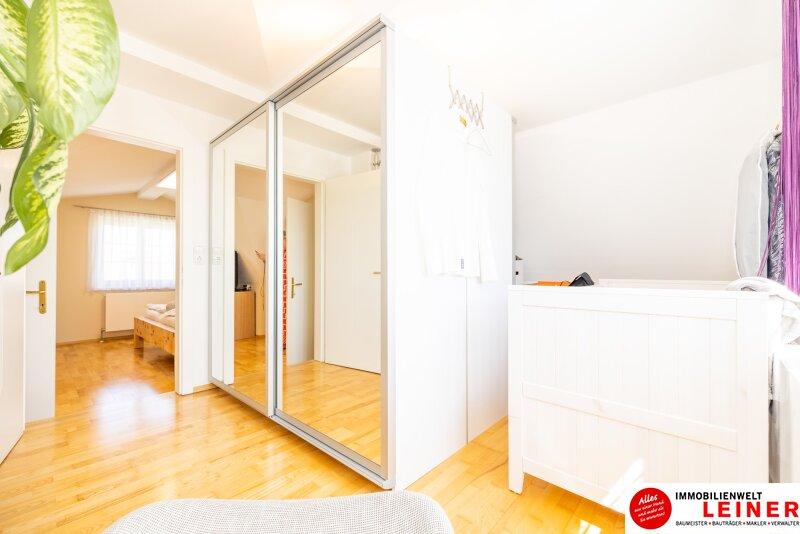 ACHTUNG! KAUFANBOT LIEGT VOR! Einfamilienhaus in Maria Lanzendorf auf Pachtgrund - HIER wird IHR WOHNTRAUM wahr! Objekt_15374 Bild_382