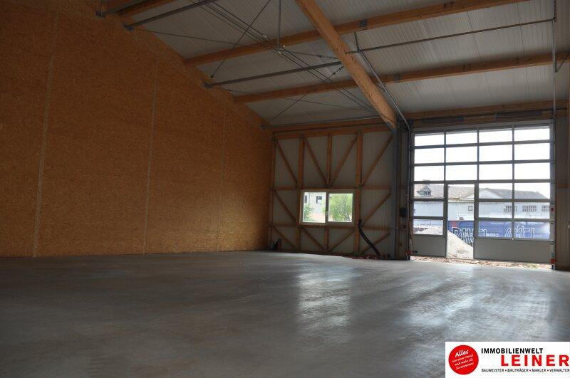 ERSTBEZUG! Neu errichtete LAGERHALLEN direkt an der Bundesstraße - Nähe Autobahn S1 Objekt_8920 Bild_704