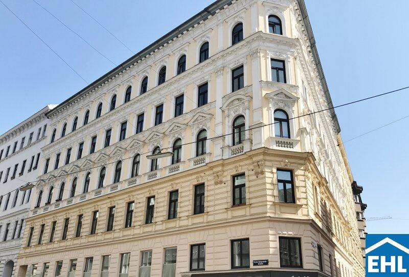 Stilvoll möblierte 1,5 bis 2,5 Zimmer-Maisonette-Wohnungen nahe dem Lichtenthalerpark /  / 1090Wien / Bild 9