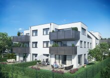 4 JAHRESZEITEN - Helle 2-Zimmer-Dachgeschoßwohnung mit Balkon - Top 12