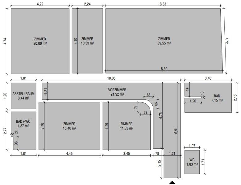 ++NEU++ Hochwertiger 4,5-Zimmer EG-ERSTBEZUG mit Garten, toller Stilaltbau, perfekte Raumaufteilung! Hofruhelage! /  / 1030Wien / Bild 6