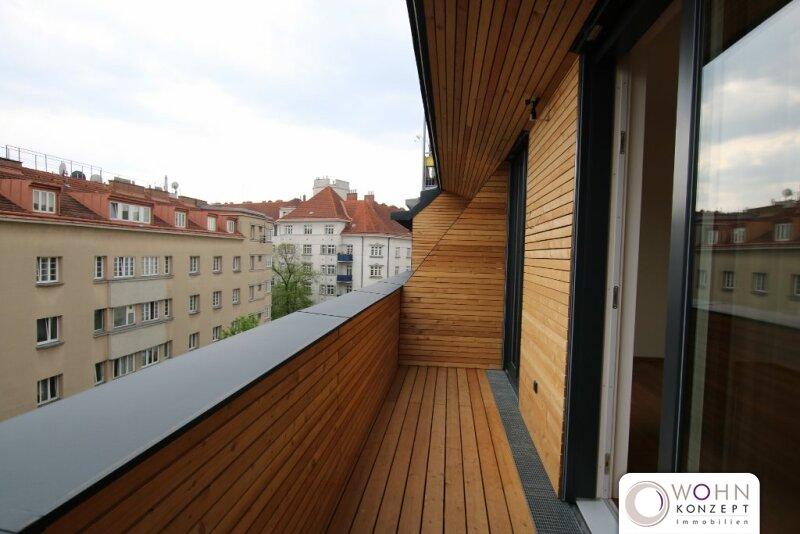 Moderne Dachgeschosswohnung mit Loggia /  / 1050Wien / Bild 1