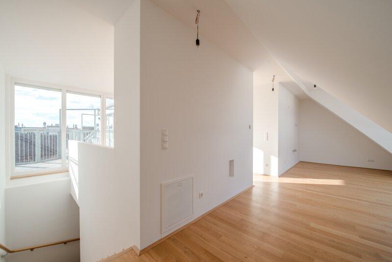 ++NEU++ Hochwertiger 3-Zimmer DG-ERSTBEZUG mit Terrasse, Ausblick! **VIDEOBESICHTIGUNG** /  / 1200Wien / Bild 4
