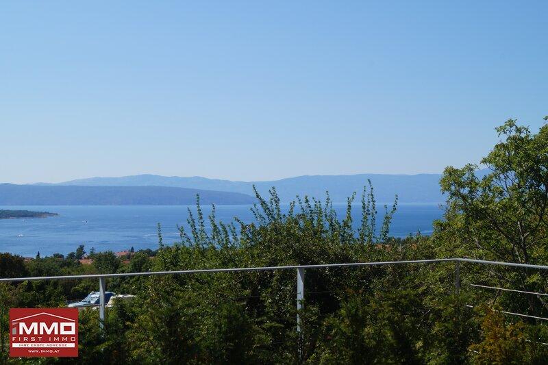 Design-Insel-Traumhaus mit Panorama-Blick auf die Kvarner Bucht /  / 51511Sveti Vid-Miholjice / Bild 1
