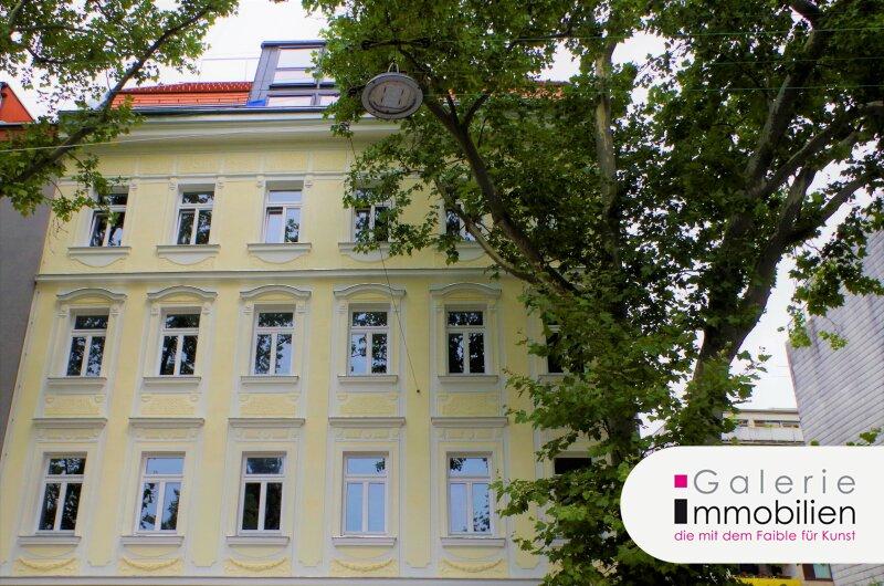 Nähe Alte Donau - Topsanierte Altbauwohnung mit Loggia in generalsaniertem Gründerzeithaus Objekt_32792