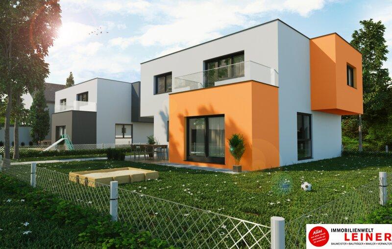 Achtung! Kaufanbot liegt vor! Exklusives Einfamilienhaus (Haus 3) mit traumhafter Dachterrasse sowie Gründach am Laaer Berg! /  / 1100Wien / Bild 2