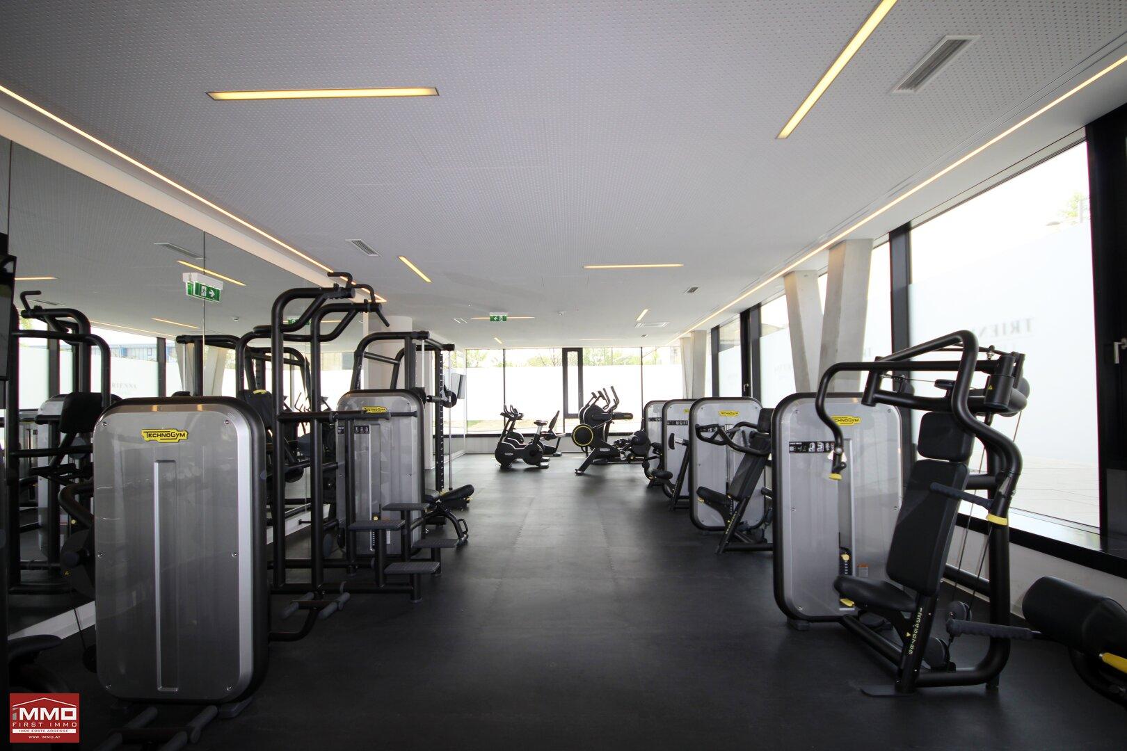 Fitnesscenter Kraftraum