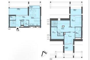 101,44 m² Tolle NeubauDachgeschosswohnung inkl  Terrassen mit Blick auf die Alte Donau im Eigentum