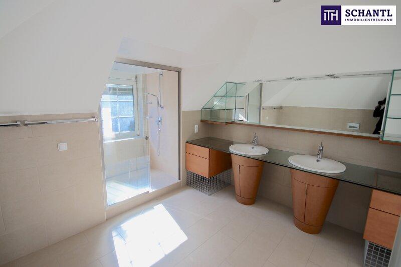 BENEIDENSWERT! Modernes Haus mit Sauna, Hallenbad und Bibliothek - hier wird Ihnen jeder Wunsch erfüllt! /  / 1160Wien / Bild 3