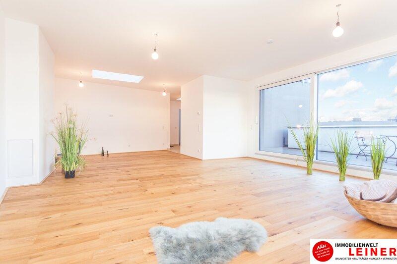 *UNBEFRISTET* Mietwohnung Schwechat - Penthouse mit 30 m² großer Terrasse im Erstbezug  am Alanovaplatz 2 Objekt_8726