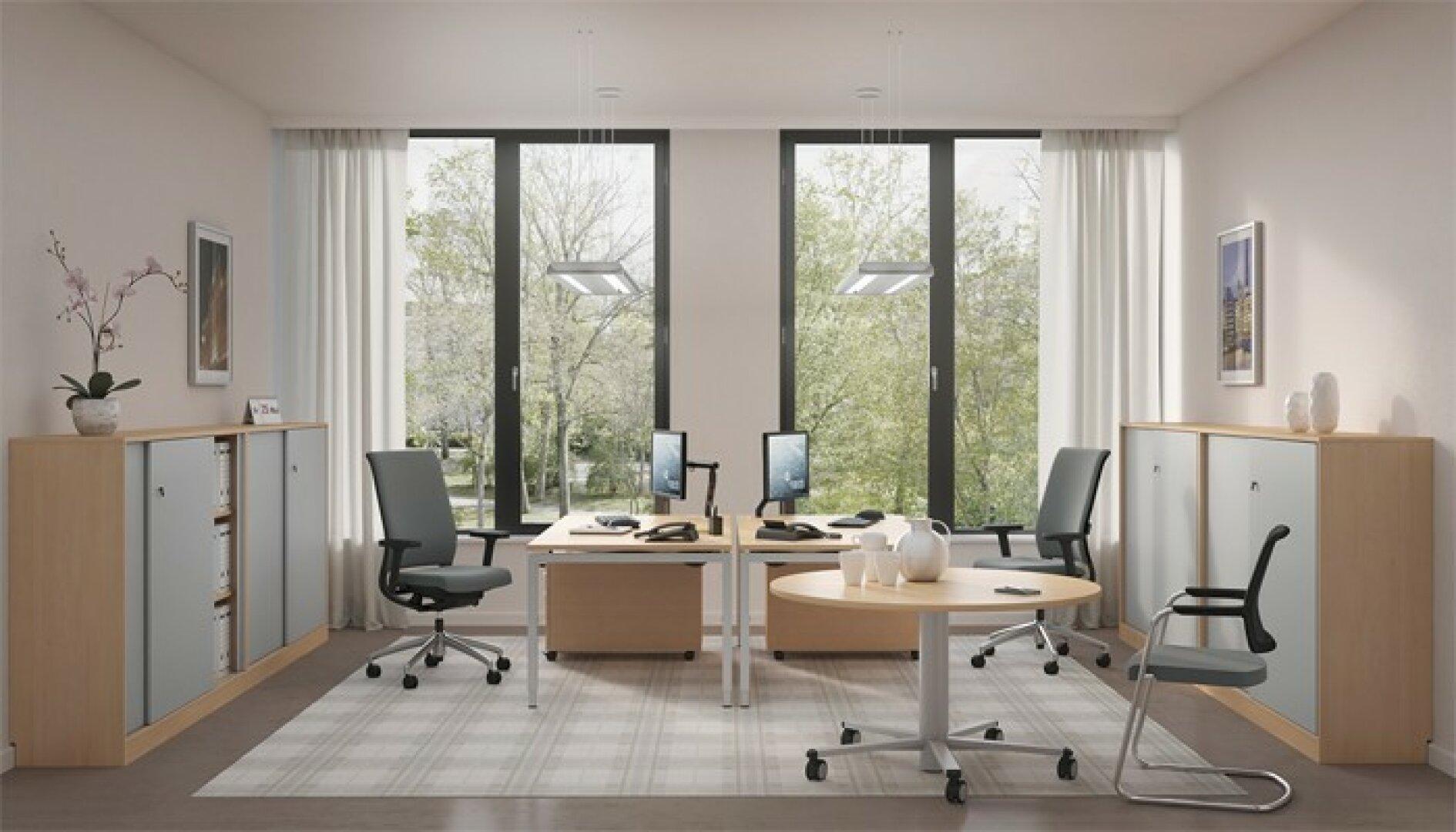 Ihr neues Büro? Symbolbild