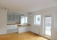 Besondere Lebensqualität in Top Lage 1020  - 3 Zimmer Dachgeschoss mit 2 Terrassen - Ruhelage