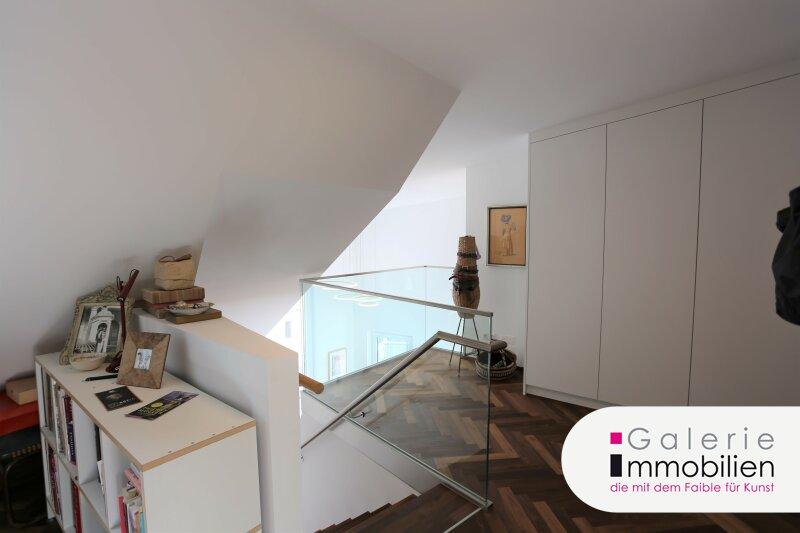 Außergewöhnliche DG-Wohnung mit Terrasse auf Wohnebene - Garagenplatz Objekt_34973 Bild_67