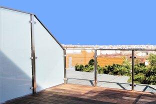 Herrlicher Dacherstbezug, echter Wienblick, uneinsehbare Sonnenterrasse, 6.Liftstock, schlüsselfertiger, Sofortbezug