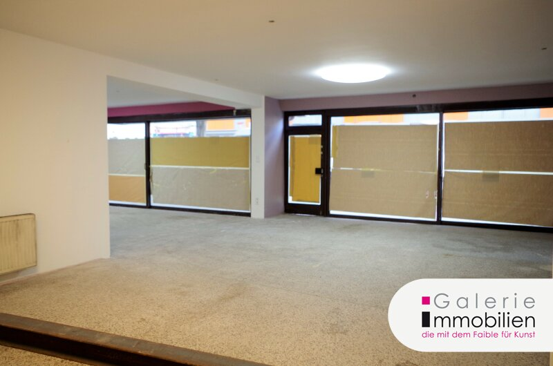 Branchenfreies Ladenlokal mit 30m² trockenem Kellerraum Objekt_31855 Bild_548