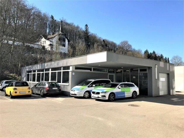 DIREKT VOM EIGENTÜMER - Büro mit Lager in Thalheim b. Wels