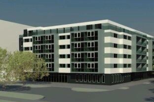 Bauträger-Grundstück in Projektphase und in Umwidmung
