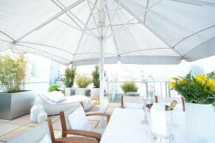 Luxus - Penthouse in bester Innenstadtlage