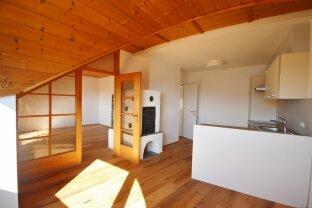 6100 Seefeld: Miete: sonnige 4 Zimmerwohnung (90m²) mit Küche, Wohnzimmer mit  Kachelofen,  2 Schlafzimmer, 1 x Tiefgaragenstellplatz, Weitblick! neu renoviert