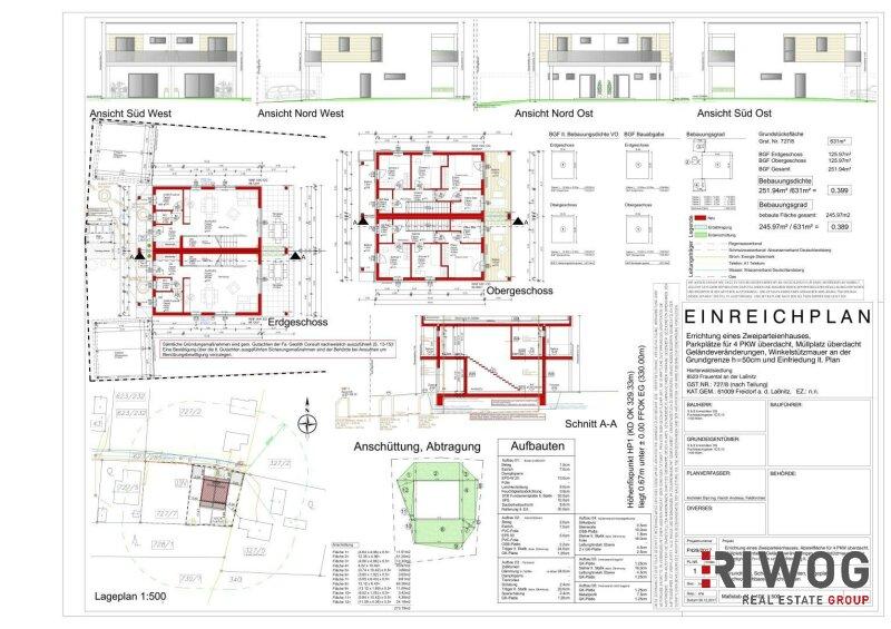 Ruhige, sonnige Doppelhäuser in 8523 Frauental /  / 8523Frauental an der Laßnitz / Bild 3