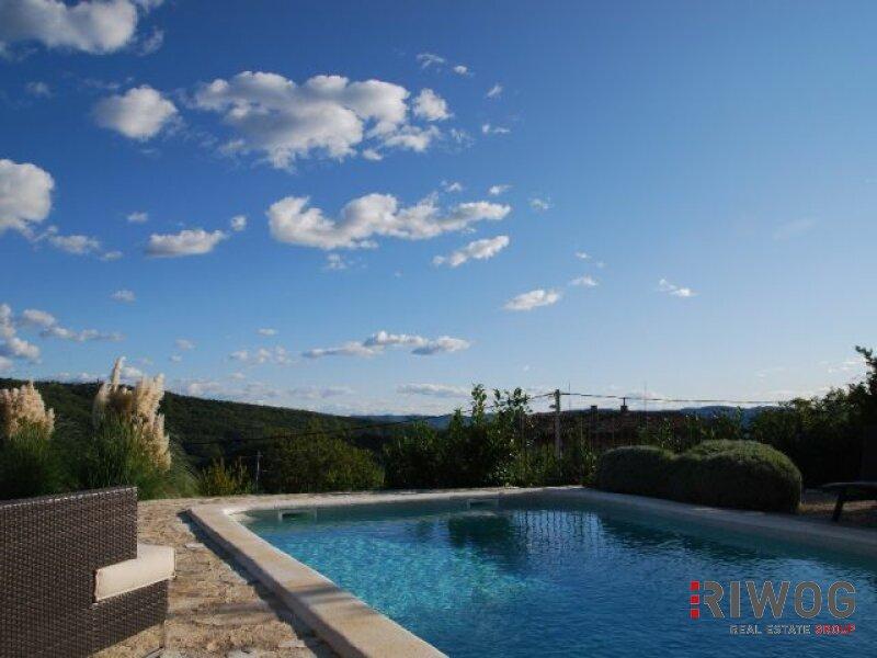 +++Tolles Steinhaus mit wunderschönen Blick auf die Berge+++ /  / 52420Buzet und Motovun / Bild 6