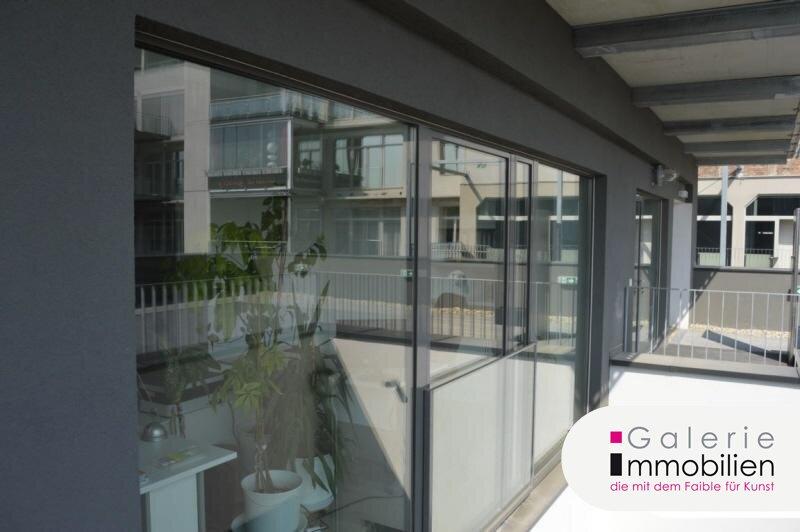 Wohnen und Arbeiten - große Terrasse - ehemalige Anker Brotfabrik Objekt_29597