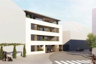 Wohnprojekt Wels-Neustadt, Erdgeschoßwohnung/Büro TOP A1
