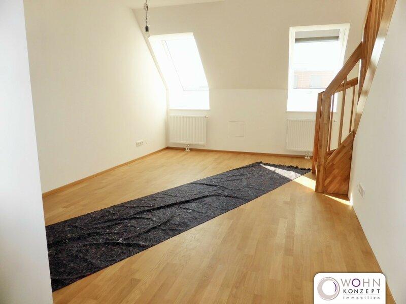 Erstbezug: 80m² Dachmaisonette + 23m² Terrasse mit Einbauküche - 1090 Wien /  / 1090Wien / Bild 5