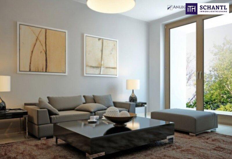 Moderner Erstbezug! Ruhig und doch zentral - Stylische Wohnung mit Sonnenterrasse und toller Infrastruktur!