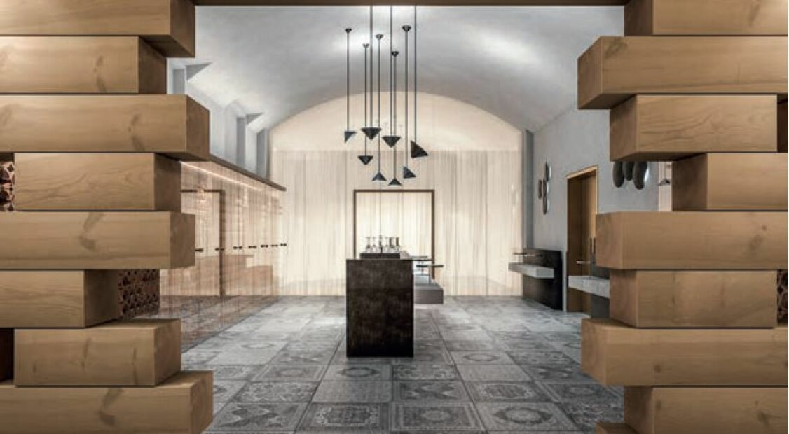Luxuriöse DG Wohnung in der Wiener Innenstadt