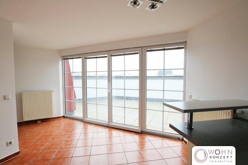 Traumhafte Dachterrassen-Maisonette in repräsentativem Altbau - schön renoviert auf 91m² mit Einbauküche 1040 Wien /  / 1040Wien / Bild 3