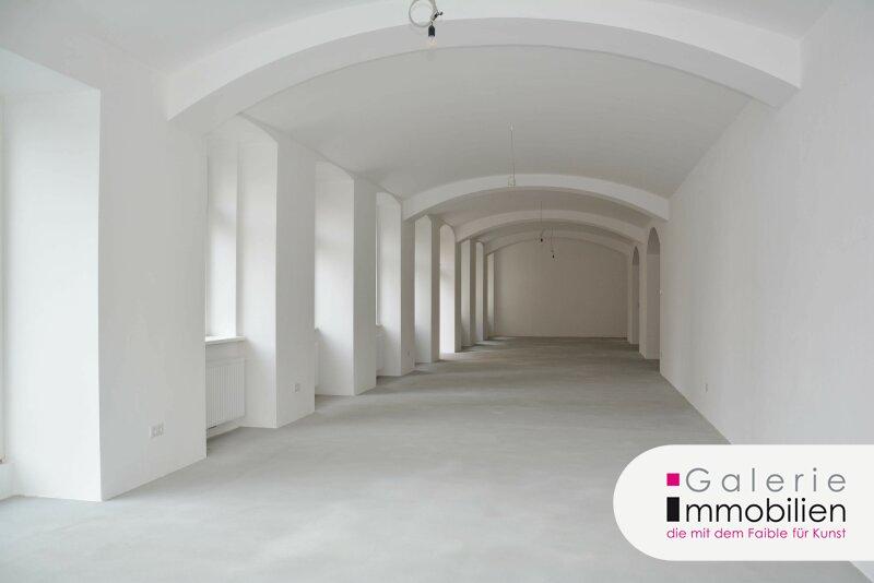 Traumhaftes saniertes Geschäftslokal/Büro/Atelier bei U4 Kettenbrückengasse Objekt_33868