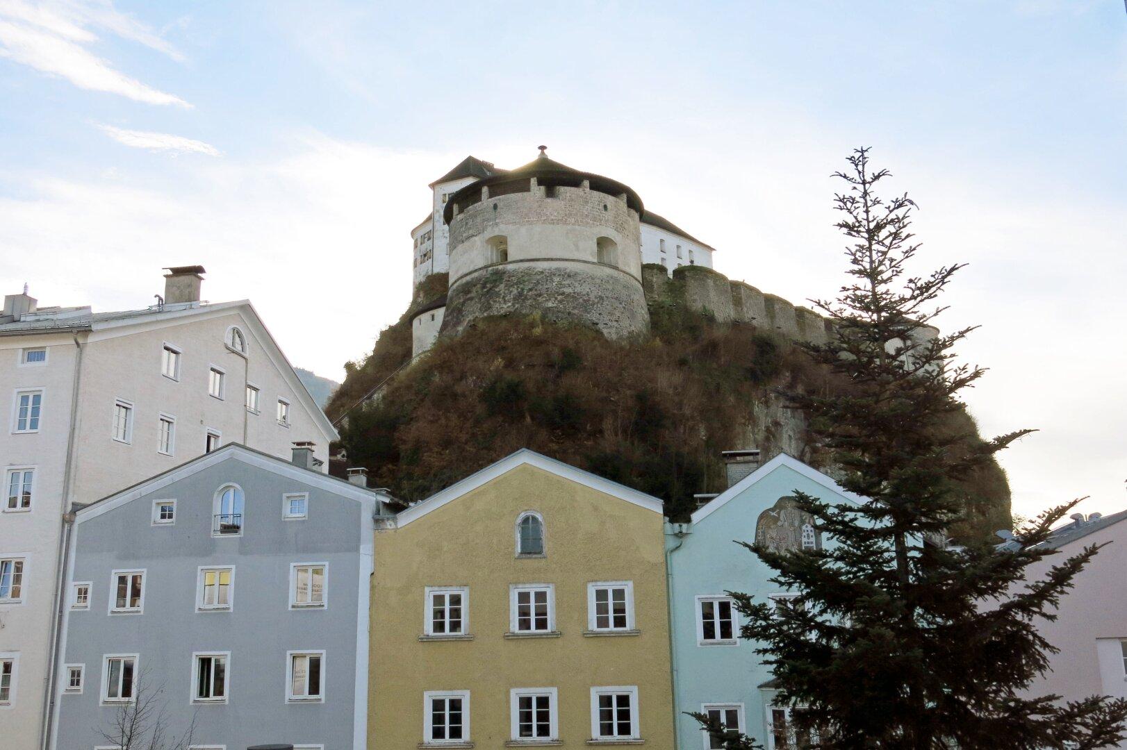 Festungsblick, exklusive Stadtwohnung Kufstein
