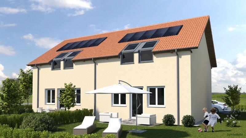 """Feine Doppelhaushälfte mit großem Garten (Haus 10""""zum Rebstock"""")"""
