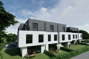 Provisionsfrei von Bauträger! Eigengrund Ziegelmassivhaus, 5 Zimmer mit Keller, Terrasse und Garten. Direkt bei der U1