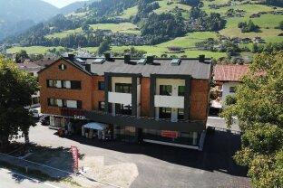 Wohn- und Geschäftsgebäude Ramsau/Hippach