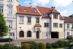 Büro mit Innenhof-Terrasse