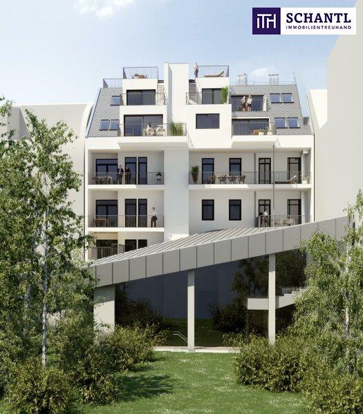 Halb 7 - Zeit zum Verlieben! Ein Traum im Dachgeschoss mit 2 Terrassen! Wunderschönes Altbauhaus!